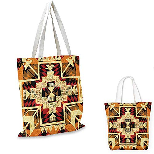 Arrow shopping tote bag Native American Inspired Retro