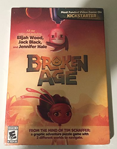 Broken Age Video Game for Pc, Mac, and Lunux (Broken Age Pc Game)