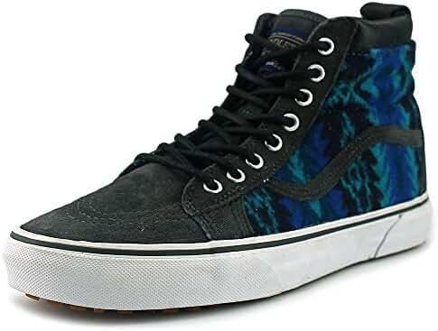 Vans x Pendleton SK8-Hi MTE mens skateboarding-shoes VN-0XH4HVL_13 - Pendleton/Tribal/Asphalt