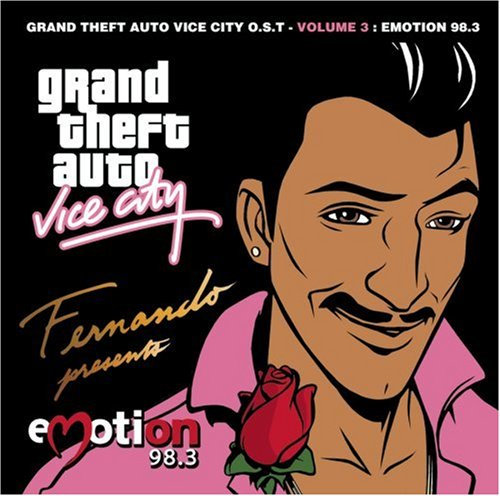 Various Artists Grand Theft Auto Vice City Vol   Amazon Com Music
