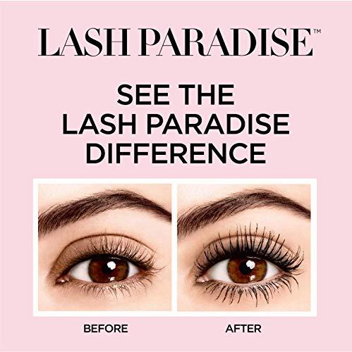 65ee48b80aa ... L'Oreal Paris Makeup Lash Paradise Waterproof Mascara, Voluptuous  Volume, Intense Length, ...