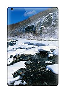 Hot Tpu Case For Ipad Mini 2 With Winter Landscapes Hd 7962648J31982558
