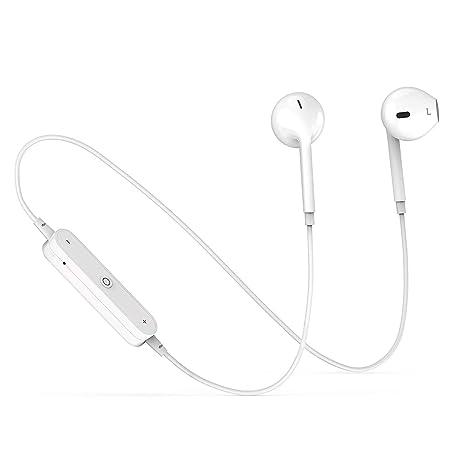 Auriculares Bluetooth, Auriculares con Sonido estéreo, Auriculares ...