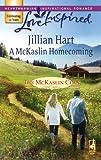 A McKaslin Homecoming by Jillian Hart front cover
