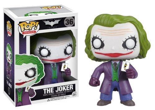 The Joker: Funko POP! x The Dark Knight Trilogy Vinyl Figure (Catwoman From The Dark Knight Rises)