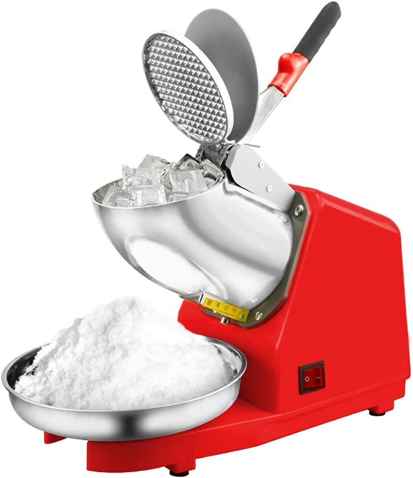 Máquina de afeitar sobre hielo, máquina de afeitar, afeitadora de ...