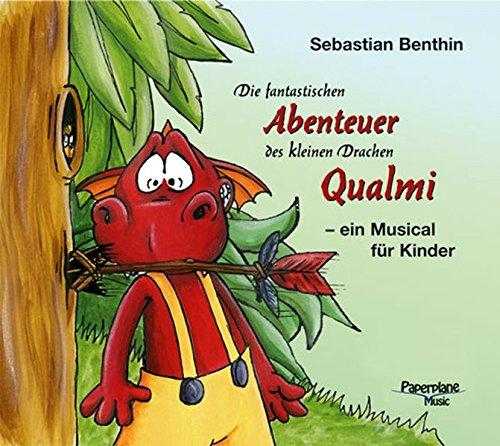 Die fantastischen Abenteuer des kleinen Drachen Qualmi. CD