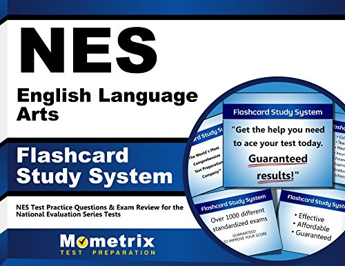 NES English Language Arts Flashcard Study System: NES Test Practice Questions & Exam Review for the National Evaluation Series Tests (Cards) by Mometrix Media LLC