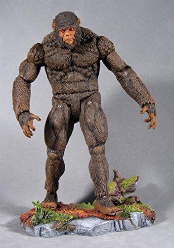The Skookum Bigfoot CreatuReplica North American Sasquatch Cryptid Action Figure