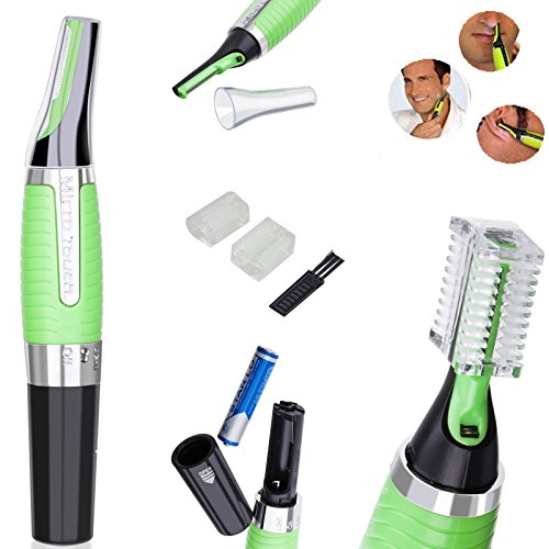 Micro Touch Max Personal Ear Nose Neck Eyebrow Hair Trimmer Groomer Remover USA