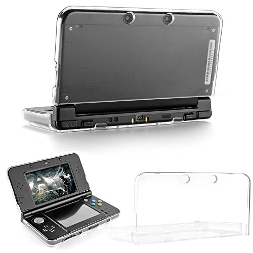 TraderPlus Anti-Scratch Crystal Clear Hard Case for New Nintendo 3DS XL / LL For Sale