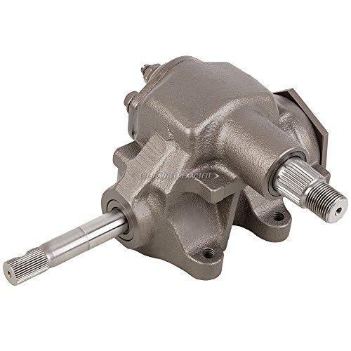 (Manual Steering Gearbox For Jeep CJ SJ J10 J20 Jeepster Scrambler Wagoneer - BuyAutoParts 82-70070R)