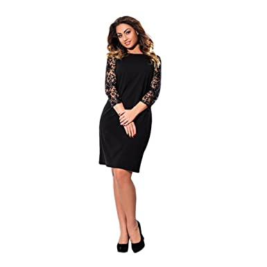 Plus size kleider amazon