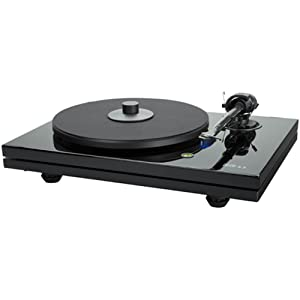 Music Hall mmf-5.3 2-Speed Belt-Driven Turntable