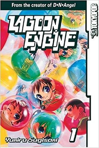 Image result for Lagoon Engine by Yukiru Sugisaki