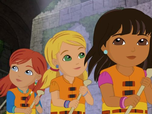 Dora's Explorer Girls - Jr Dora Explorer Nick