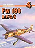 Aircraft Monograph 4 - Focke Wulf Fw 190 A/F/G/S, Part 1