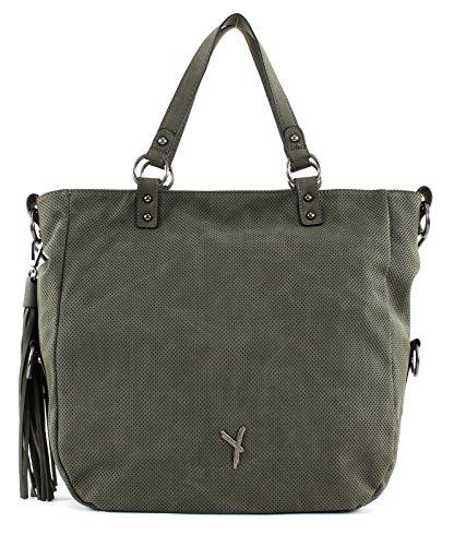 Verde Shopper Borsa Romy nbsp;cm 35 Frey Suri qU6Y86