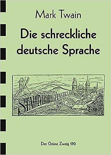 MARK TWAIN DEUTSCHE SPRACHE PDF DOWNLOAD