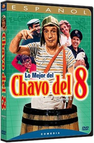 Vol. 4-Chavo Del 9 (Sensormatic, Checkpoint)