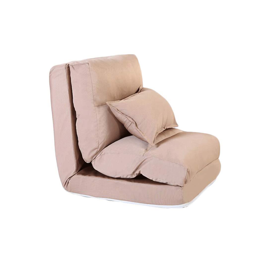 calidad de primera clase ZL-Sillón puff sofá sofá sofá Perezoso Sofá Individual Sofá Plegable y Creativo (Color : A)  centro comercial de moda