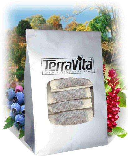 Breast Enhancement Formula Tea - Fenugreek, Saw Palmetto and Wild Yam (25 Tea Bags, ZIN: 514011) - 2 Pack