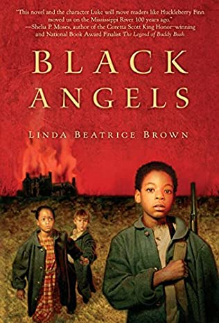 book cover of Black Angels