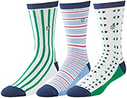 Best Buy Mens 3 Pack Causal Cotton Socks Versatile For Any Occasion By Vybe Size 9 13