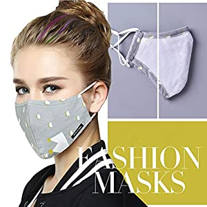 Reusable Mouth Face Masks Washable
