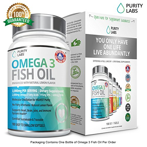 Omega Fish Oil Supplements Management