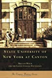 State University of New York at Canton, Douglas Welch and Canton College Foundation Staff, 0738539074
