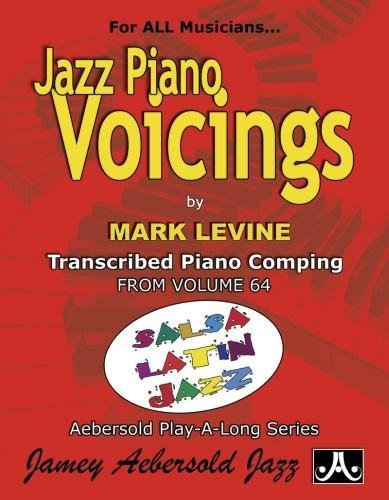 Jazz Piano Voicings - Transcribed From Volume 64 'Salsa Latin Jazz'