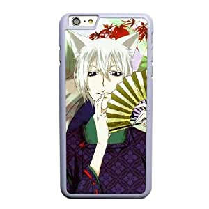Generic Fashion Hard Back Case Cover Fit for iPhone 6 6S 4.7 inch Cell Phone Case white Kamisama Love with Free Tempered Glass Screen Protector PKL-6032906