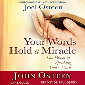 Your Words Hold a Miracle Audiobook