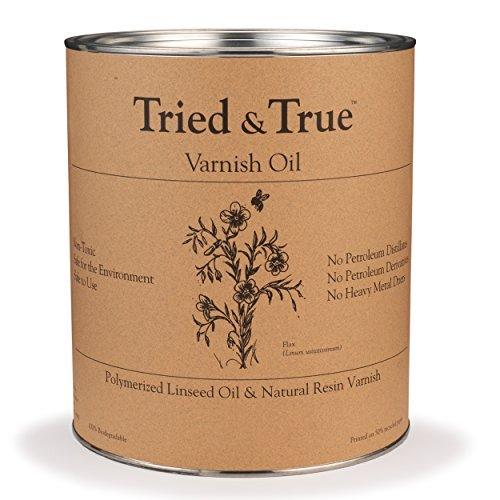 Varnish Oil, Quart
