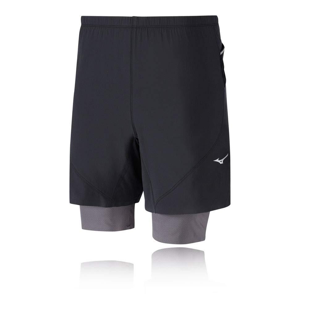 Mizuno ER 7.5 2-in-1 Running Shorts