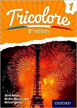 tricolore 1 french book pdf