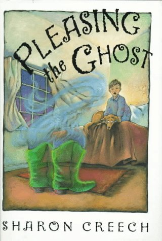 0060269863 - Sharon Creech: Pleasing the Ghost - Buch