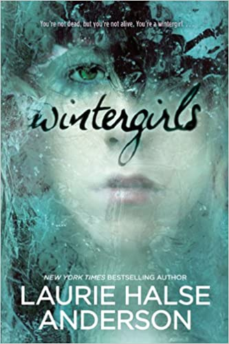 Image result for wintergirls cover amazon