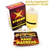 Drug Testing Kit by SuperStore77 Test at Home Urine Kit with Warmer Free TM Gift Included