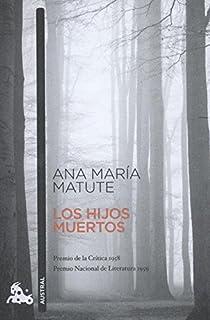 Los hijos muertos par María Matute