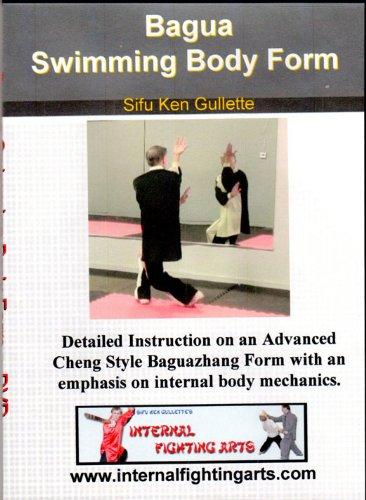 Bagua Swimming Body Form Instructional DVD - Cheng Baguazhang
