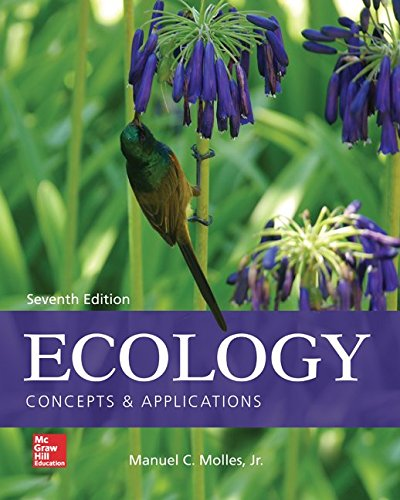77837282 - Ecology: Concepts and Applications (Botany, Zoology, Ecology and Evolution)