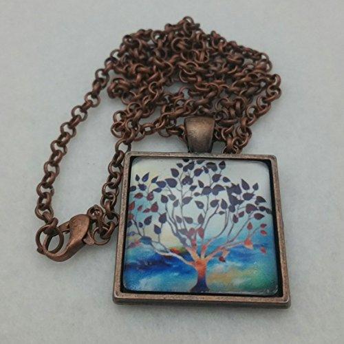 Artisan Pendant Necklace - 8