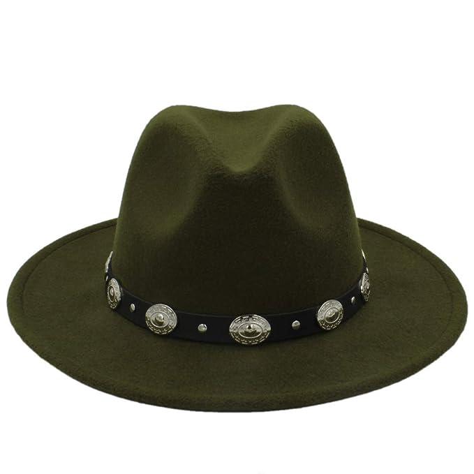 CP   YR Venta caliente Barato Unisex Lana Jazz Sombreros Sombrero de fedora  para hombre Sombrero c0d335f9a1d