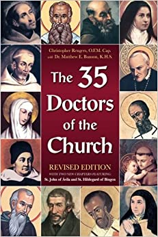 Book The 35 Doctors of the Church: Revised Edition by Christopher Rengers O.F.M.Cap. (2014-06-01)