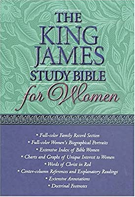 King James Study Bible for Women: Thomas Nelson