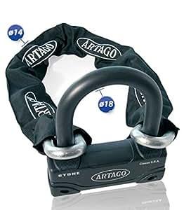 ARTAGO 18ART320 + cadena °14, 100cm/ Gama Alta SRA+NF/FFMC