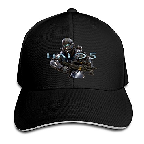 Price comparison product image MARC Custom Halo 5 Guardians  Unisex Fishing Cap Hat Black