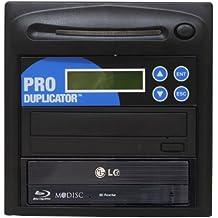 Produplicator 1 to 1 Blu-ray BD BDXL M-Disc CD DVD Duplicator (with Nero Essentials Burning Software)